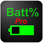 Battery Percentage Pro icon