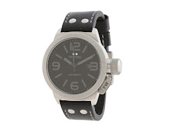 TW Steel - TWA200 - Canteen Automatic 45mm (Black/Stainless Steel) - Jewelry