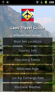 Vientiane Travel Guide - screenshot