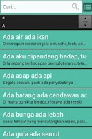Screenshot of Marbel Peribahasa