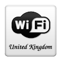 Free WiFi - UK - Free icon