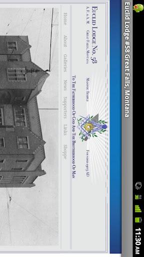 Euclid Lodge 58