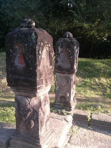 1000 Year Old Stones