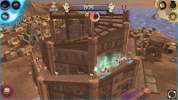 Screenshot of Babel Rising 3D