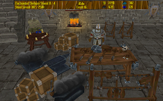 Screenshot of Blacksmith Story 2