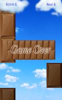 Screenshot of Skyfalling Chocolate
