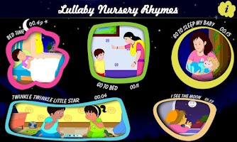 Screenshot of Lullaby Nursery Rhymes