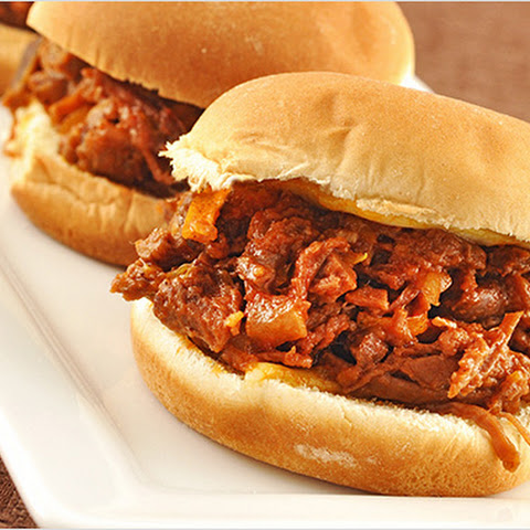 Slow Cooker Barbecue Brisket Sliders Recipes — Dishmaps
