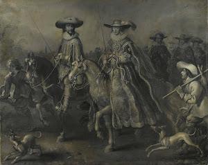 RIJKS: Adriaen Pietersz. van de Venne: painting 1628