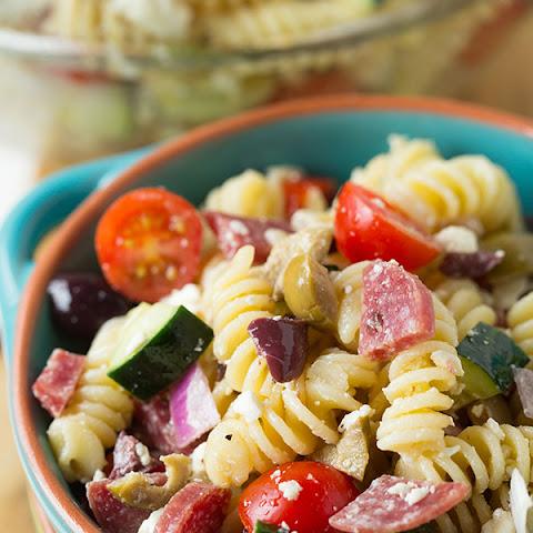 10 Best Cucumber Pasta Salad Sugar Vinegar Recipes   Yummly