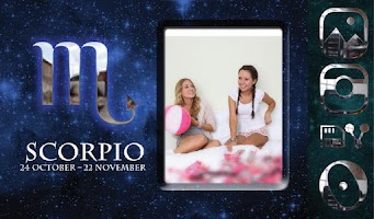 Screenshot of Horoscope Signs-Photo Frames