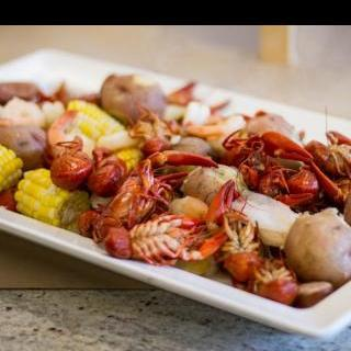 Shrimp and Crawfish Boil