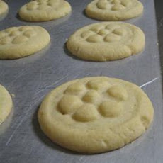 Spool Sugar Cookies