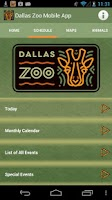 Screenshot of Dallas Zoo