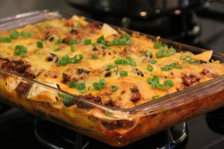 Mexican Lasagna Recipe | Yummly