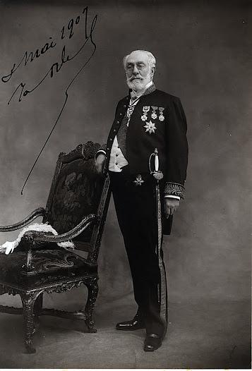 Edouard Otlet, senator
