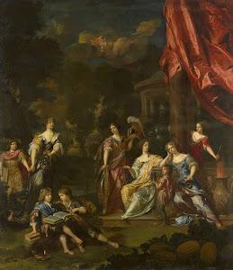 RIJKS: Daniël Mijtens (II): painting 1679