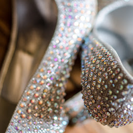 Twinkle Twinkle Little Shoes by Aaron Lockhart - Wedding Details ( shoes, details, wedding shoes, aaron lockhart, wedding )