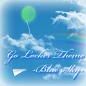 GO Locker Theme -Blue Sky-