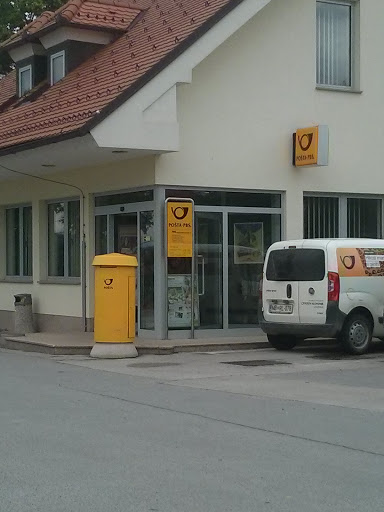Pošta Velike Lašče