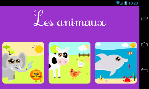App TFan des Animaux APK for Windows Phone | Android games