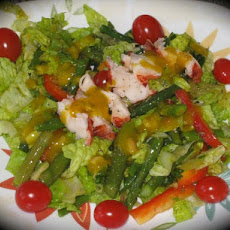 Lobster Salad With Curried Mango Dressing