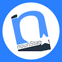NounStar Language Study icon