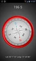 Screenshot of Compass Plus