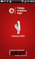 Screenshot of Vodafone AKUT