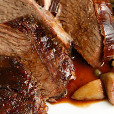 Braised Leg of Lamb Recipe