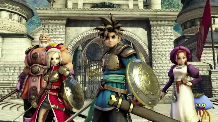 Dragon Quest Heroes confirmed for a Western release