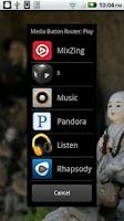 Screenshot of Media Button Router