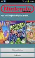 Screenshot of Nintendo Collection
