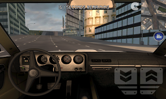 Screenshot of Police Car: Street Driving Sim