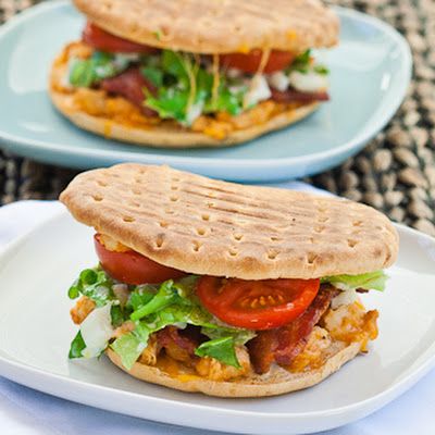 BBQ Ranch Chicken Sandwiches