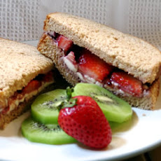 Berry Good Sandwich