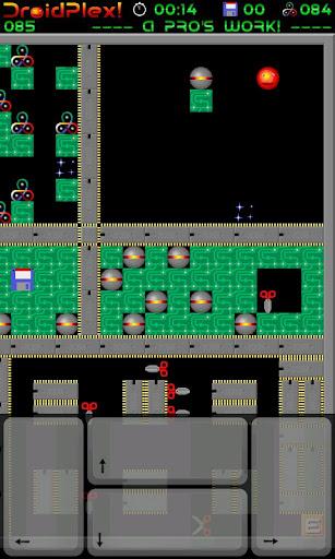 DroidPlex! (Supaplex) - screenshot