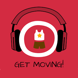 Cover art Get Moving! Hypnosis