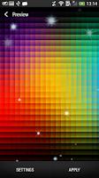 Screenshot of Galaxy S5 Live Wallpaper