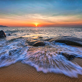 *** by Low Jian Shien - Landscapes Sunsets & Sunrises ( seascape, singkawang )