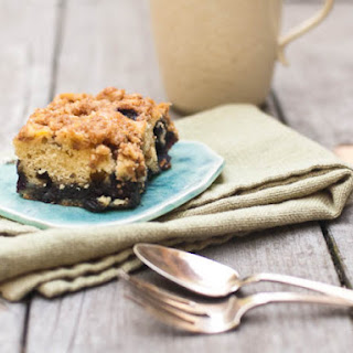 Blueberry Overload Coffee Cake