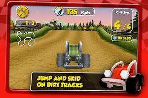 Screenshot of Formula Sprinty 2