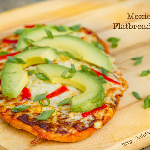 Mexican Flatbread Pizza