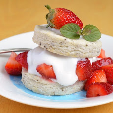 Gluten-Free and Vegan Strawberry Shortcake