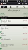 Screenshot of mooLa! (Checkbook) FREE