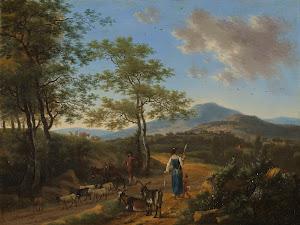 RIJKS: Willem de Heusch: painting 1692
