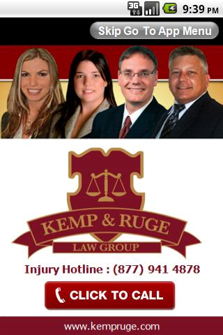 Accident Help by Kemp Law