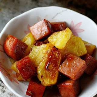 Baked Spam With Pineapple Recipes