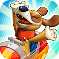 Nutty Fluffies Rollercoaster APK for Bluestacks