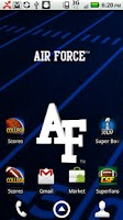Screenshot of Air Force Live Wallpaper HD